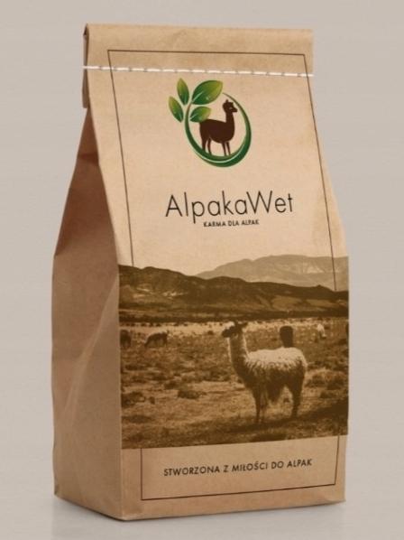Pasza dla Alpak -AlpkaWet