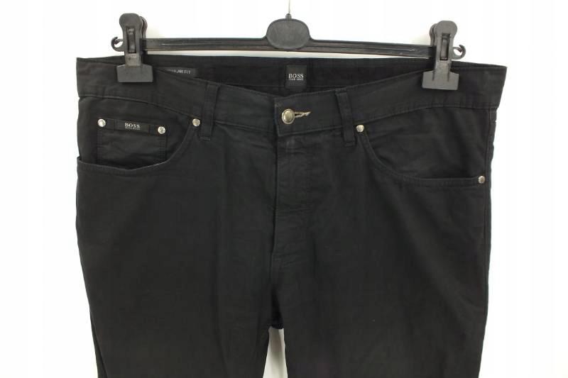 Hugo Boss spodnie męskie W38L34 casual