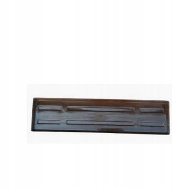 podstawka pod skrzynkę balkonową 40cm brąz