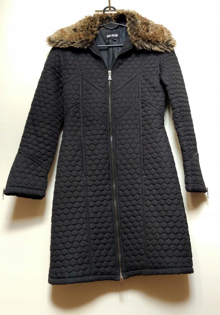Płaszcz pikowany Zara rozmiar s