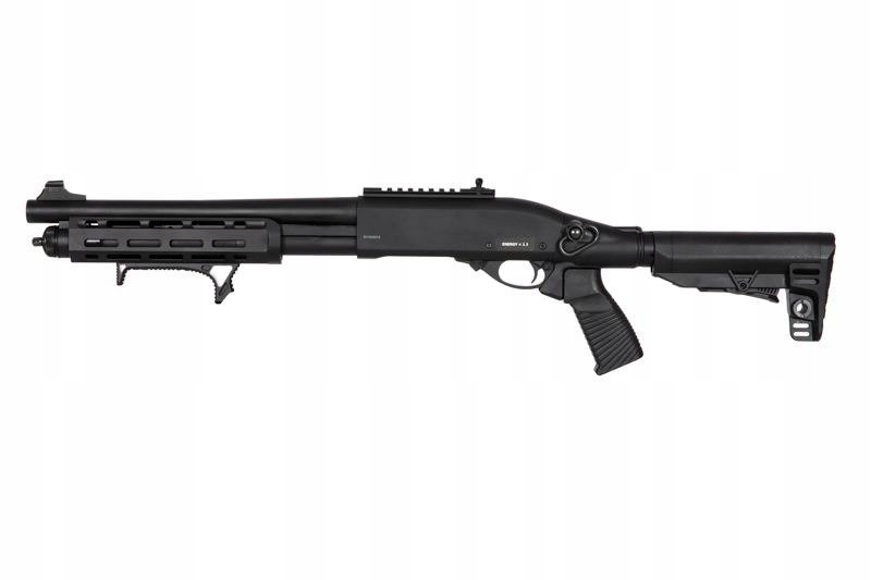 Replika strzelby VELITES INVICTA G-V - czarna