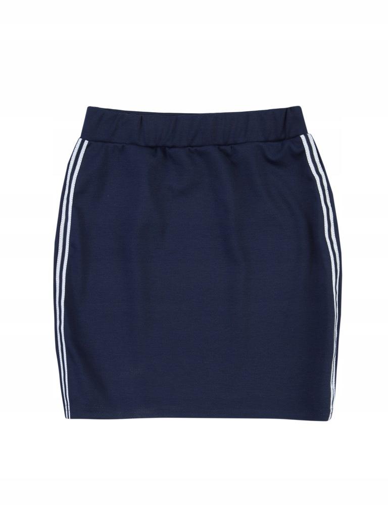 TXM spódnica dziewczęca 152 GRANATOWY