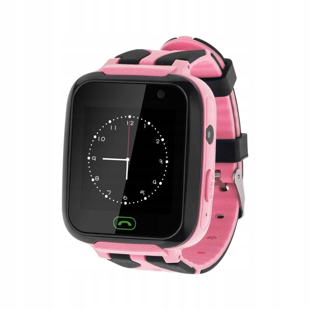 Smartwatch dla dzieci ROZMOWY LOKALIZACJA APARAT