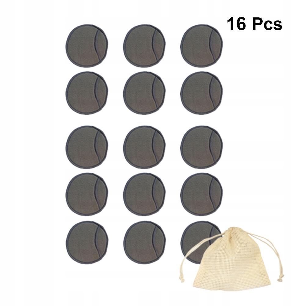 1 zestaw podkładek do demakijażu Podkładki czyszcz