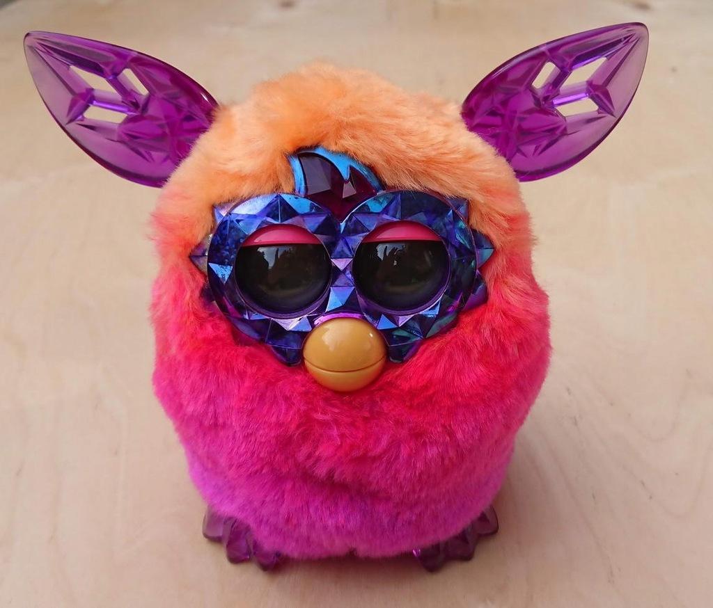 Furby Boom Crystal Mowi Po Polsku Idealny 7990563188 Oficjalne Archiwum Allegro