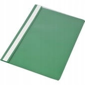 Skoroszyt zielony A4 twardy 1 sztuka