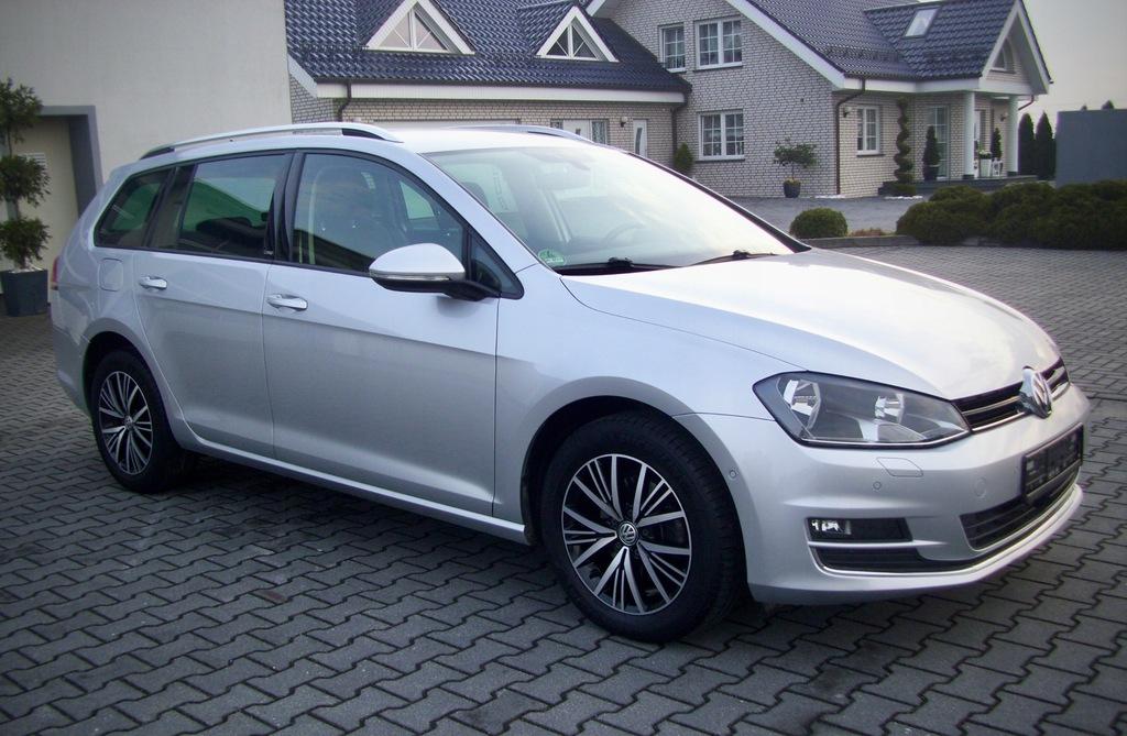 VW GOLF VII Variant TDI ALLSTAR z Niemiec