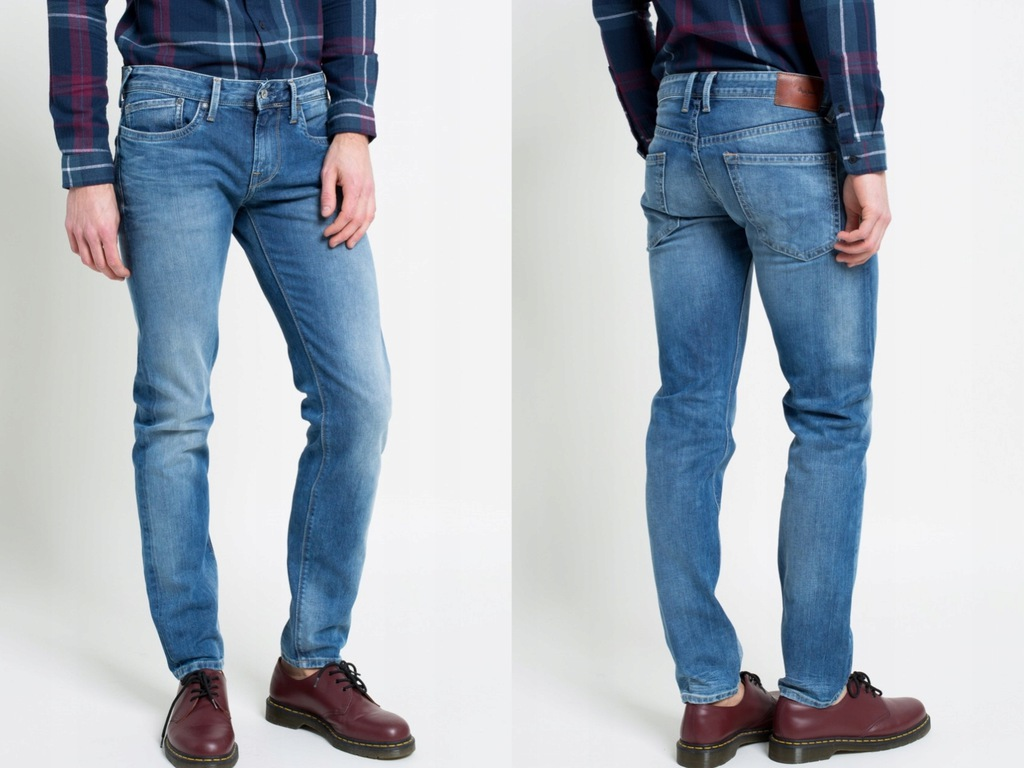 Pepe Jeans Spodnie męskie jeans 32/32