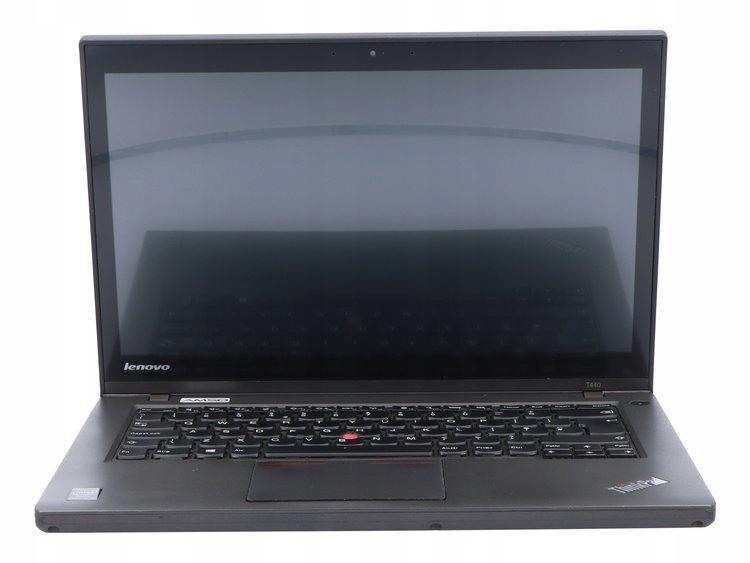 Dotykowy Lenovo ThinkPad T440 i5 8GB 120SSD