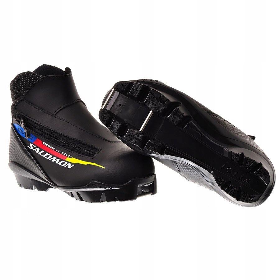 Używane buty biegowe SALOMON Equipe JR Pilot EU40