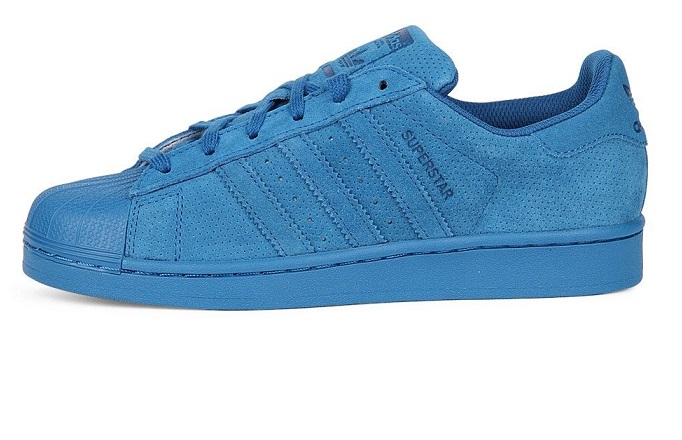 Uniseks Sneakersy ADIDAS SUPERSTAR GLOSSY 38 23