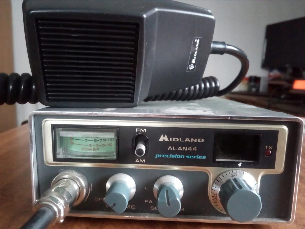 RADIO CB MIDLAND/ALAN 44