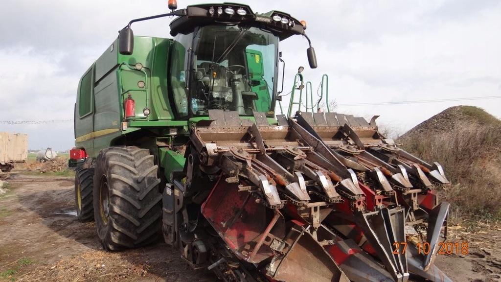 przystawka do kukurydzy na ziarno Dominoni SL968