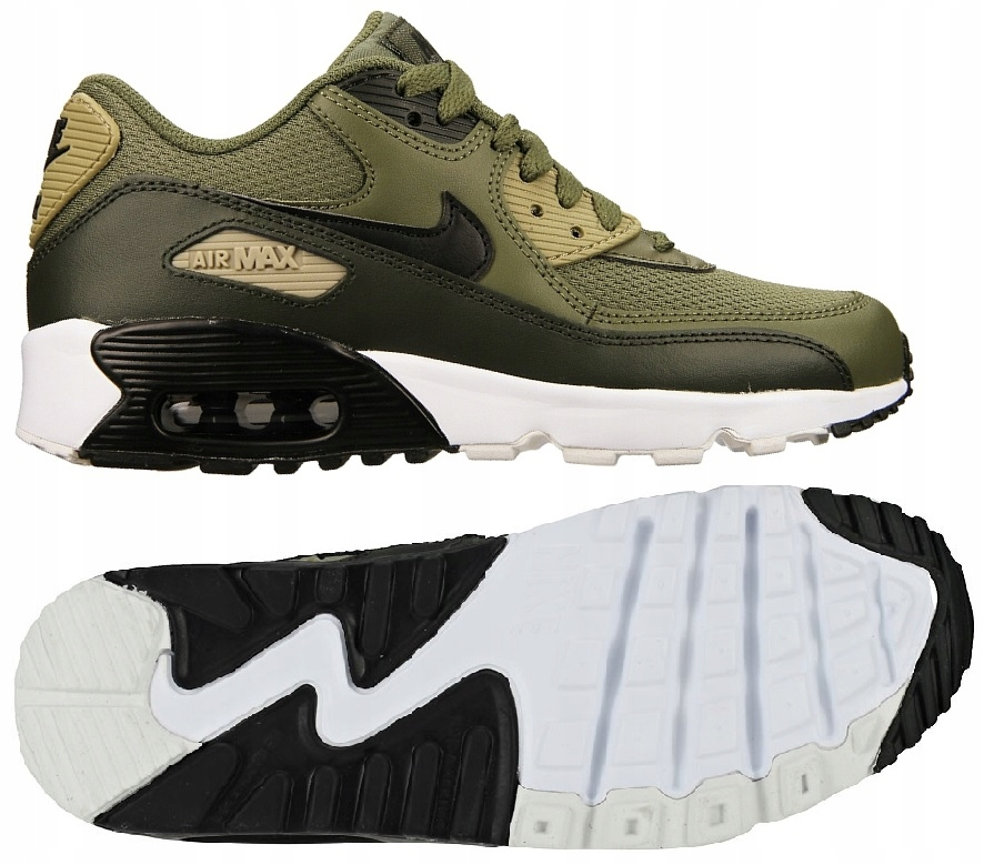 Buty NIKE AIR MAX 90 Mesh JUNIOR 833418 201 40
