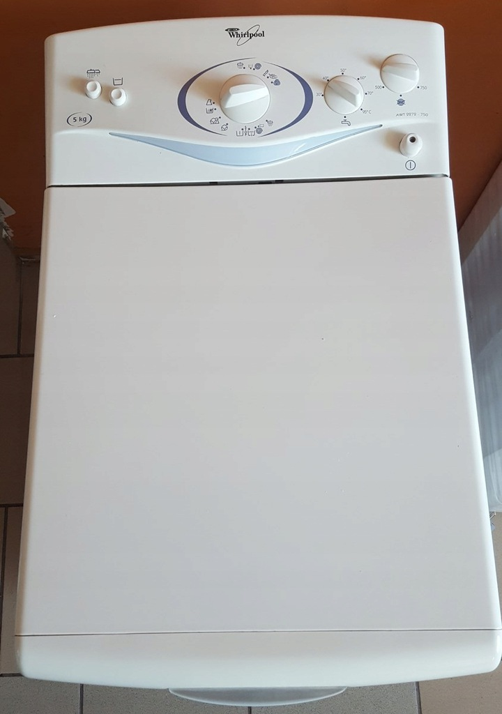 Pralka Whirlpool AWT 2272 $EDY
