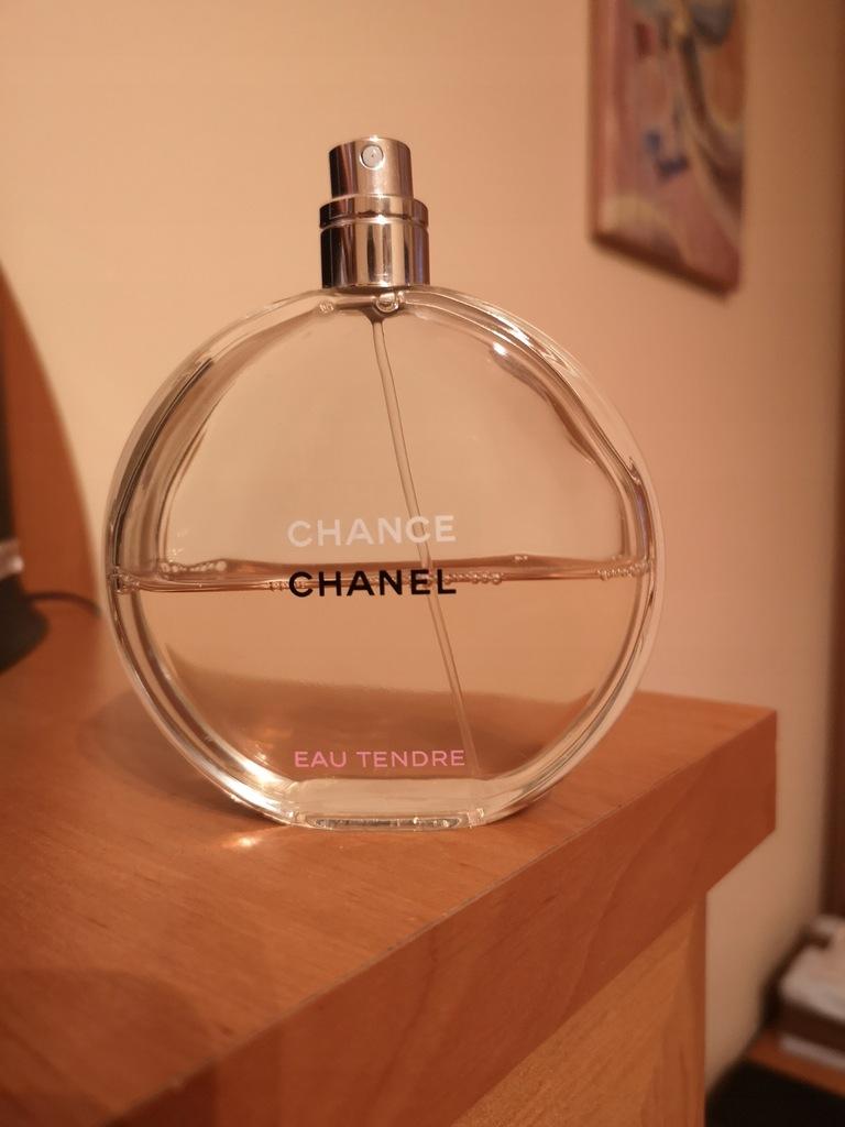 Chanel Chance Eau Tendre 100ml ubytek oryginał
