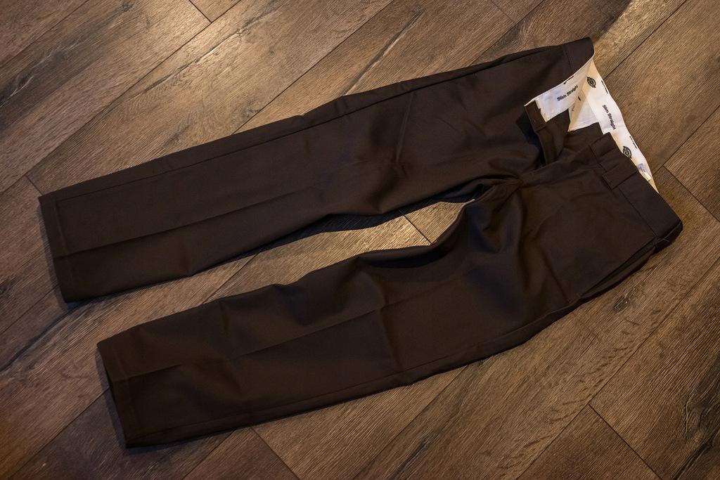 Spodnie DICKIES 873 slim straight 32x32 nowe