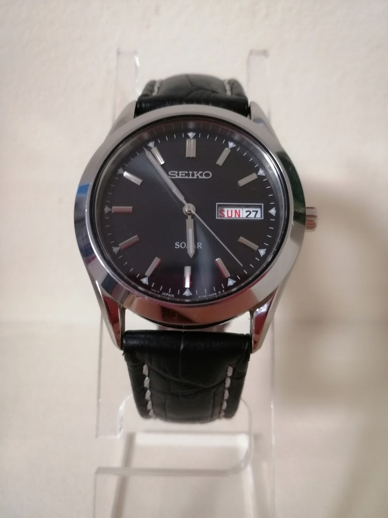 Zegarek Seiko Solar V158-0AB0
