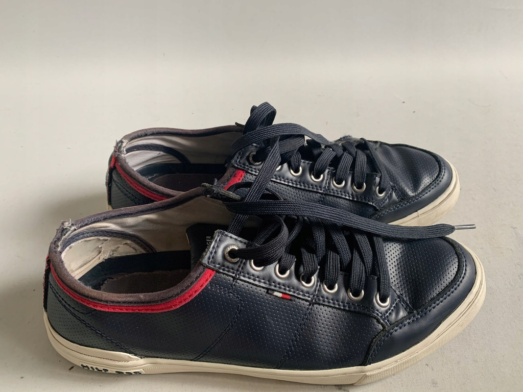 TOMMY HILFIGER TOMMY CORPORATE LEATHER MIX 43