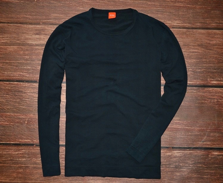HUGO BOSS ORANGE LABEL KOSZULKA LONGSLEEVE MEN L