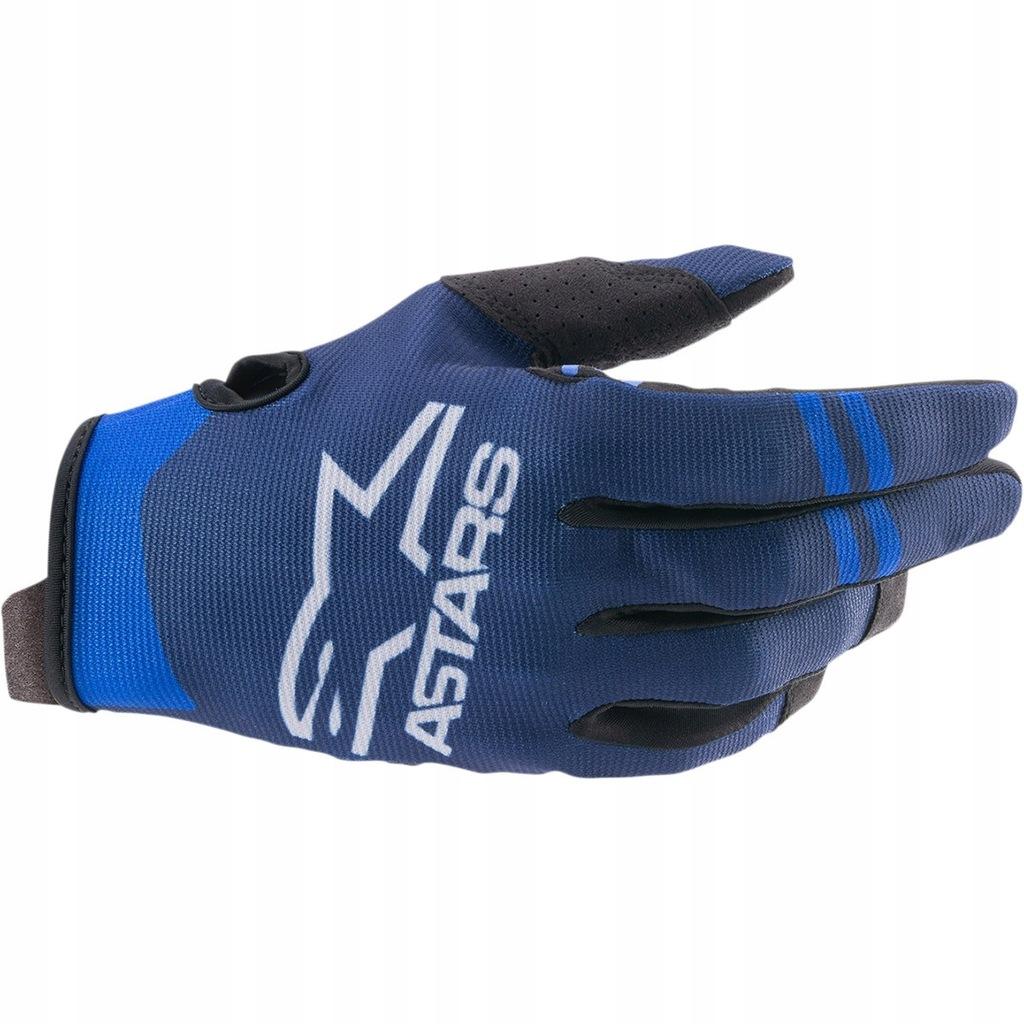 Rękawice Alpinestars Radar blue XXL