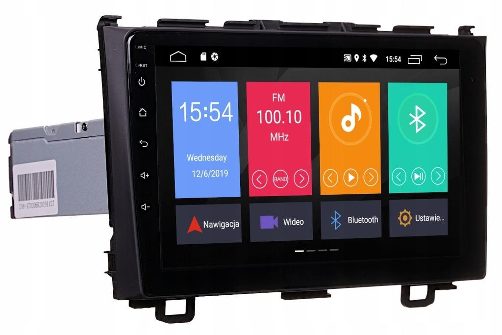 RADIO NAWIGACJA HONDA CR-V III 06-11 ANDROID 16GB