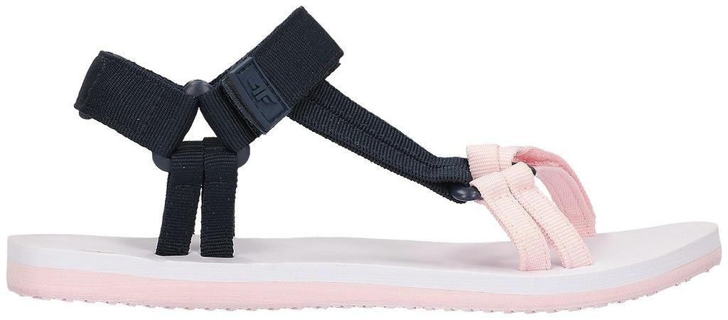 SANDAŁY 4F DAMSKIE buty LEKKIE SPORTOWE 2018 37