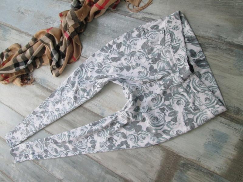 ESMARA__LEGGINSY stretch spodnie rurki SKINNY__38