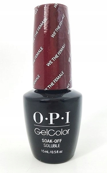 AKAR GelColor OPI WE THE FEMALE 15ml