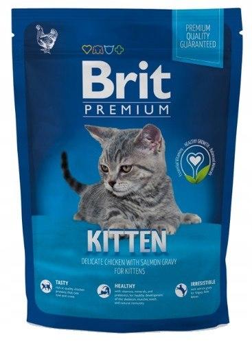 Brit Premium Cat New Kitten 800g