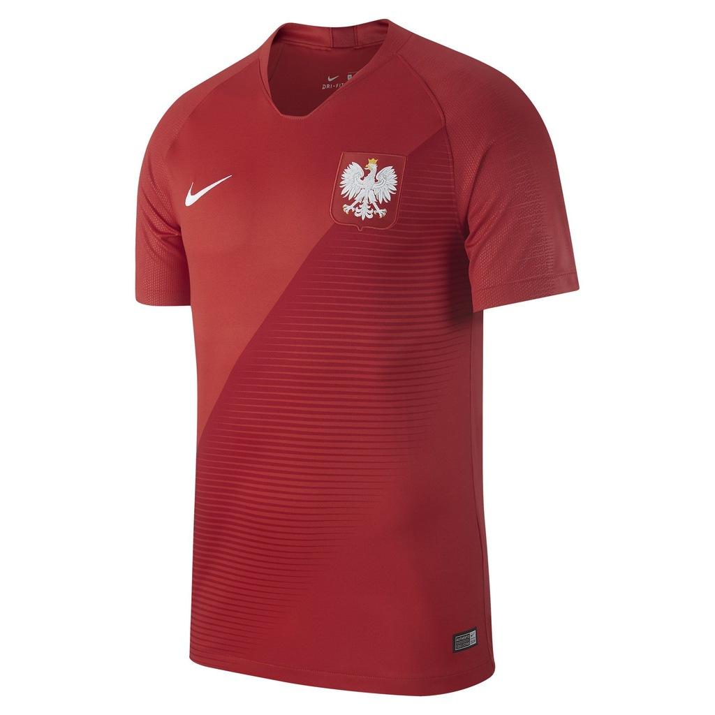 Koszulka Reprezentacji Polski Mundial 2018 R Xl 7298086980 Oficjalne Archiwum Allegro