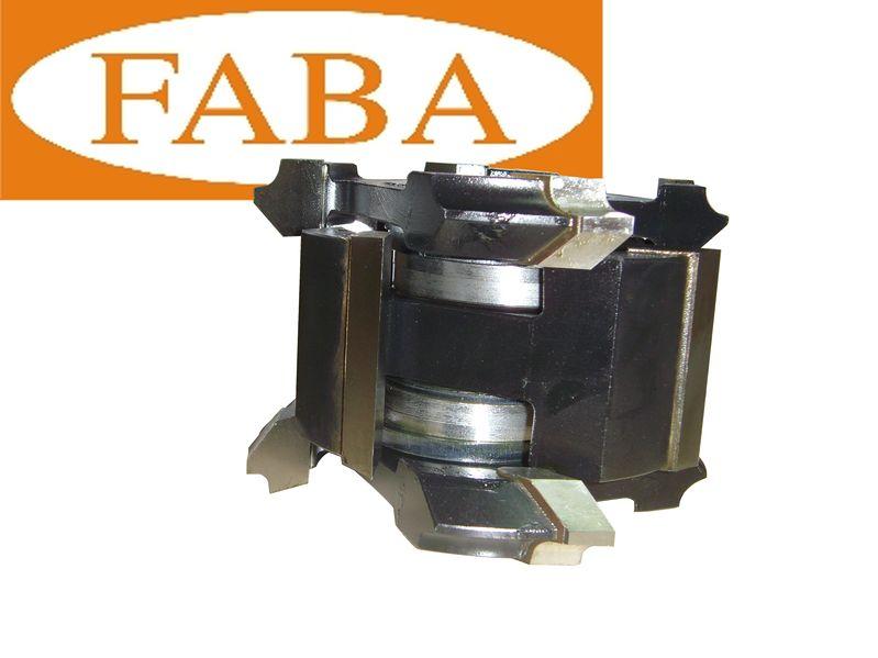 Zestaw frezów FABA FP-05 134/40 b=16-35