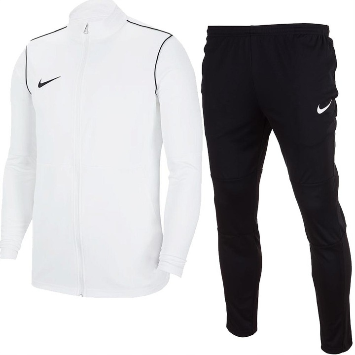 Dres Nike Dry Park 20 komplet męski biały r M