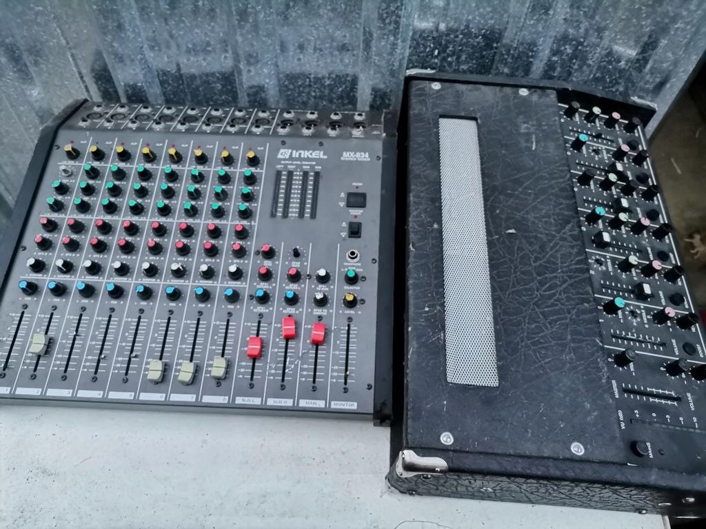 Mixer DJ Inkel MX-834