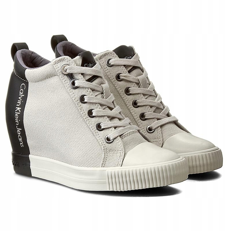 Buty Damskie Sneakersy Calvin Klein Rizzo 100 R38 7791187495 Oficjalne Archiwum Allegro