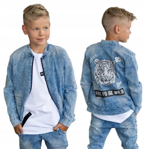 All for Kids _ Bluza/ Bomberka TYGRYS PL 104/110