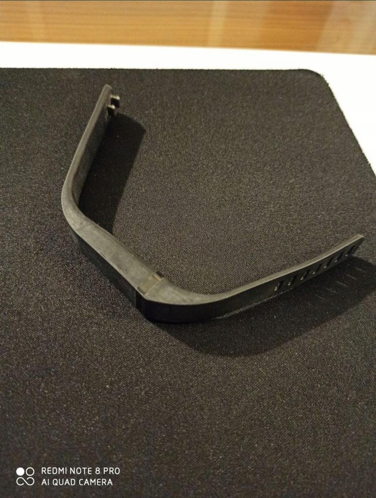 Pasek silikonowy FitBit Flex 1 rozmiar S czarny