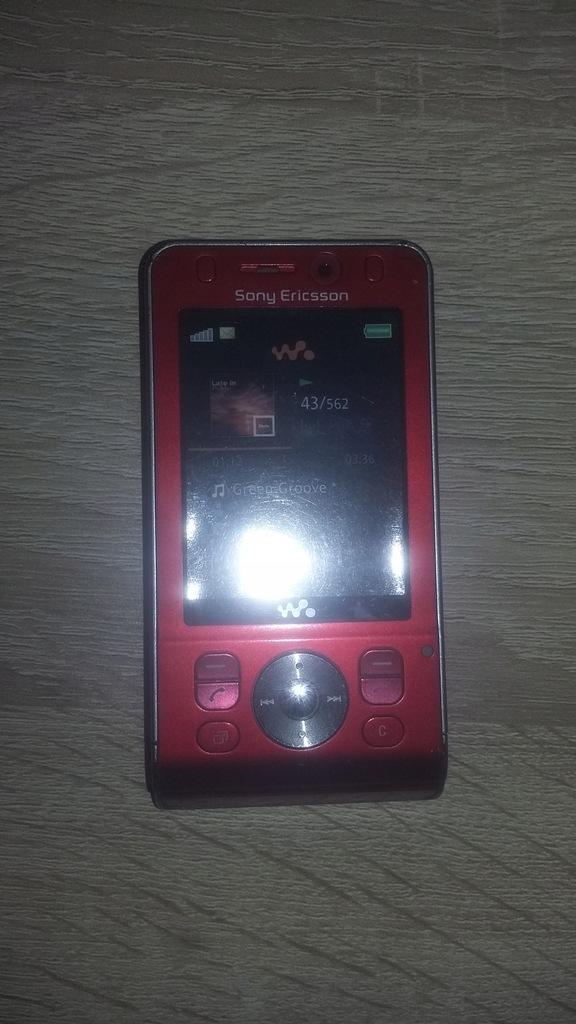 Atrapa Telefonu Sony Ericsson W910i 7841630451 Oficjalne Archiwum Allegro