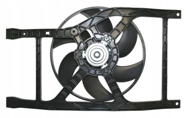 FIAT PANDA 12- 0.9 85KM Wentylator z obudową