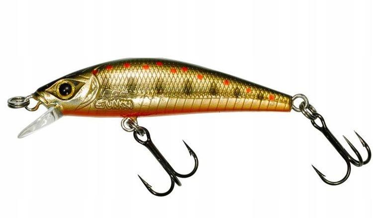 Wobler Gunki Gamera 50 HW Copper Trout 27216