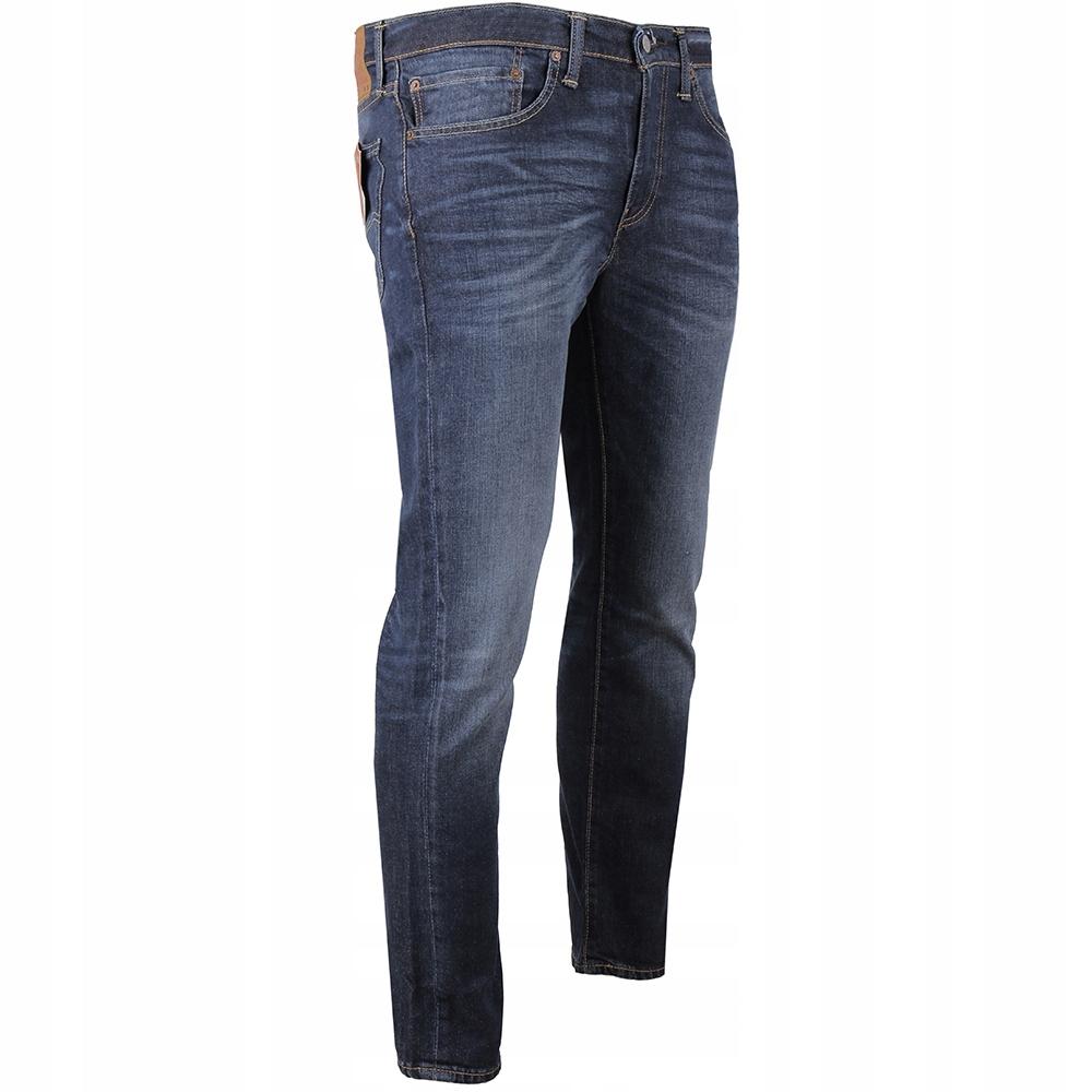 Spodnie jeansowe LEVIS 511 męskie 04511 1906 3034