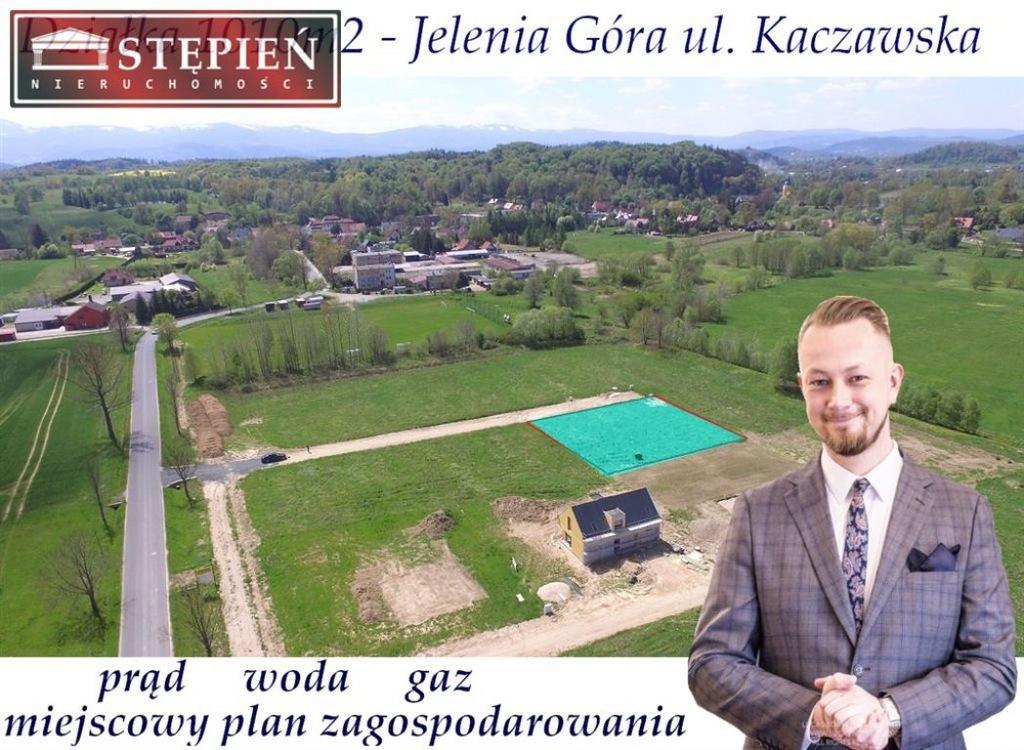 Działka, Jelenia Góra, Maciejowa, 1010 m²