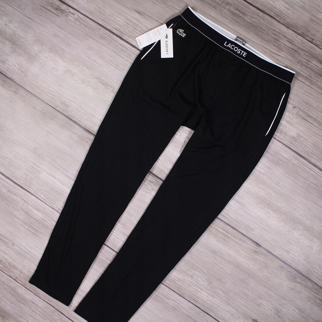 LACOSTE Męskie Spodnie Piżama Do Spania Premium XL