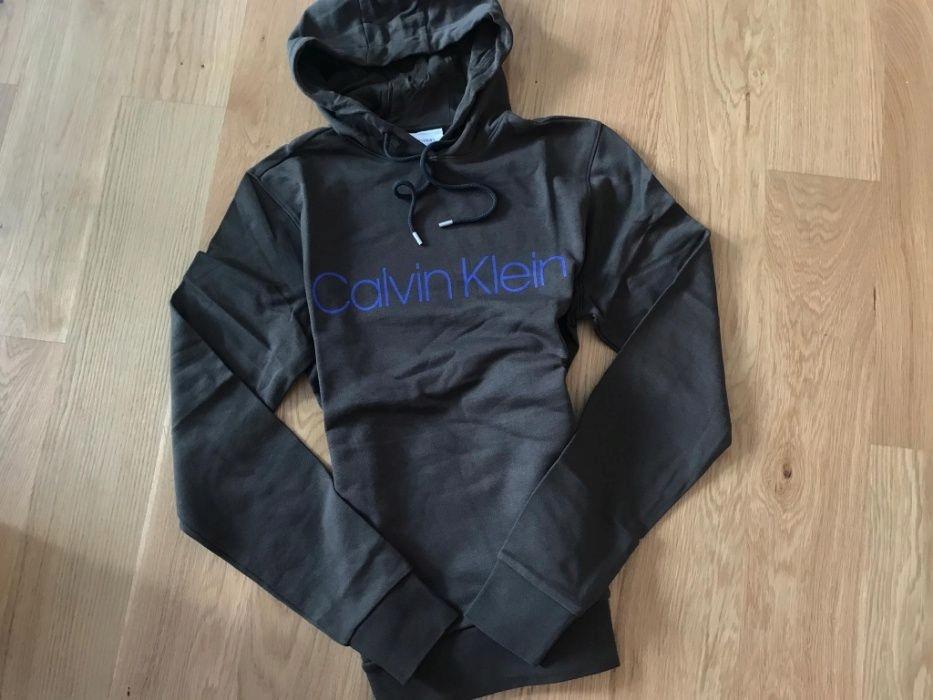 Calvin Klein Jeans Rozmiar S Bluza For Men Logo