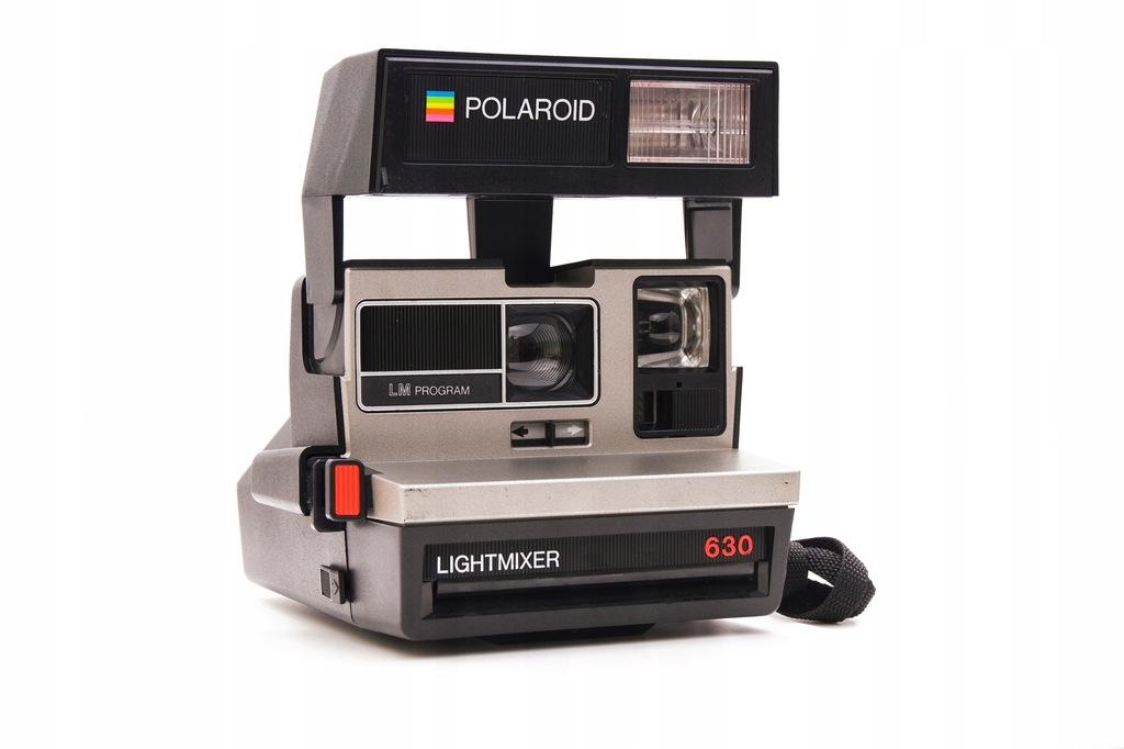 POLAROID LandCamera 630 LIGHTMIXER