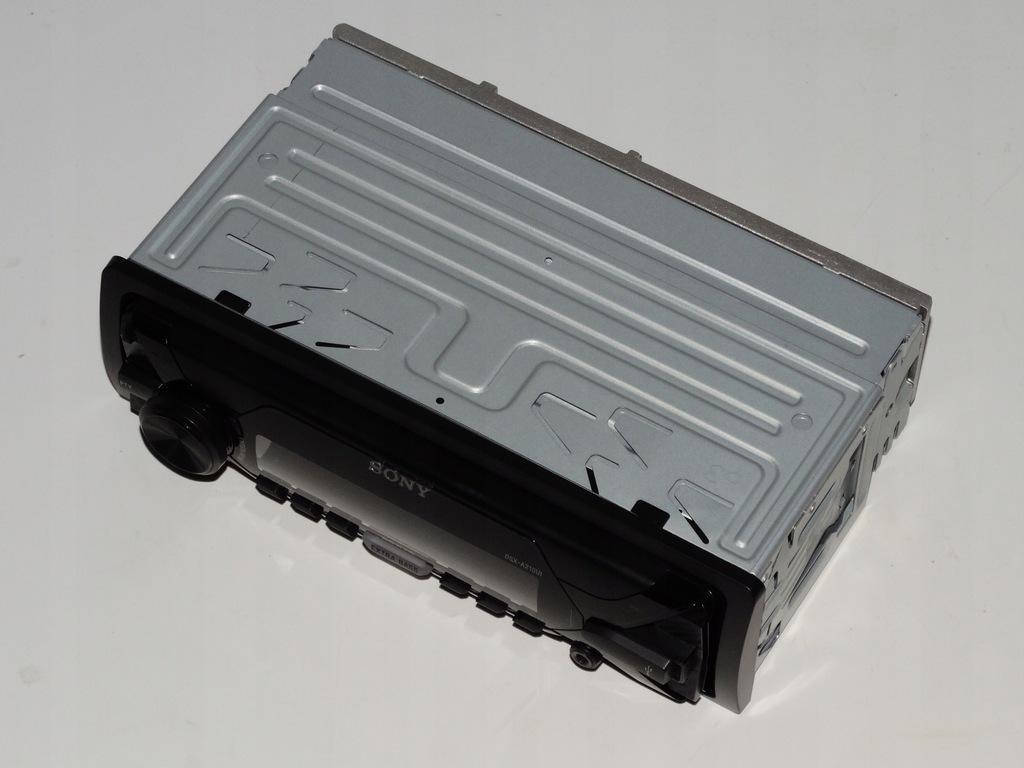 RADIO SAMOCHODOWE SONY DSX-A210UI | USB | AUX