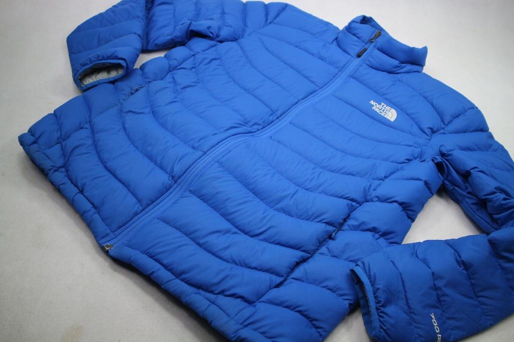 The North Face 700 Pro kurtka pikowana gęsi puch M