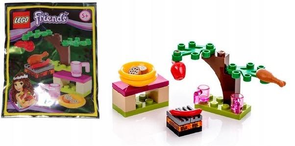Lego Friends - 1 saszetka-Zestaw piknikowy -NOWA