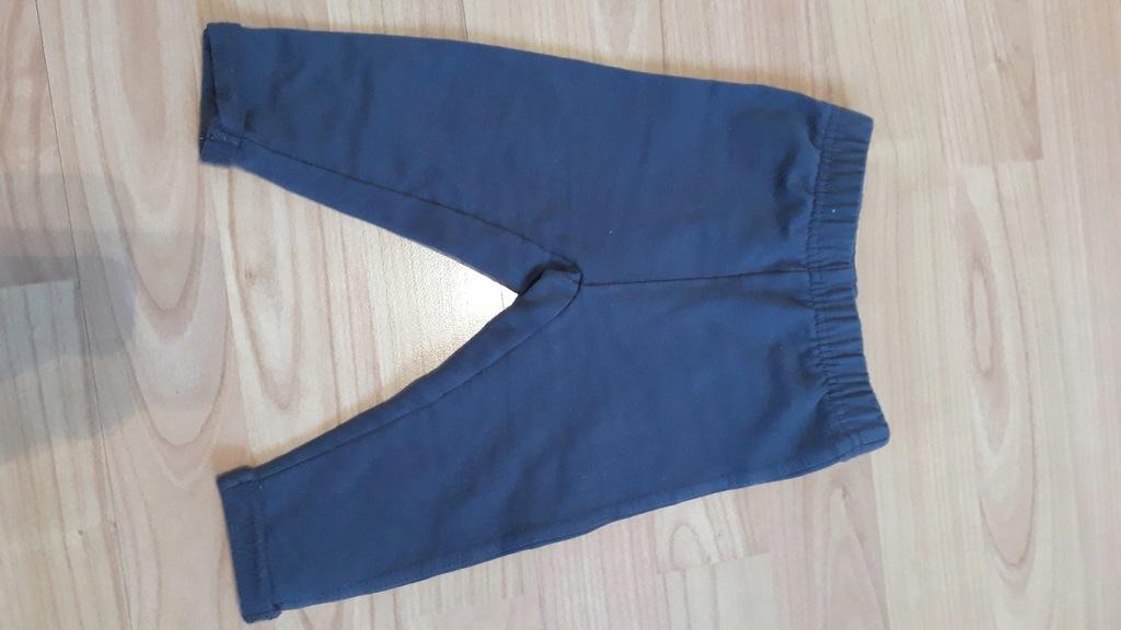 SMYK COOL CLUB Spodnie spodenki dresowe ROZM 68