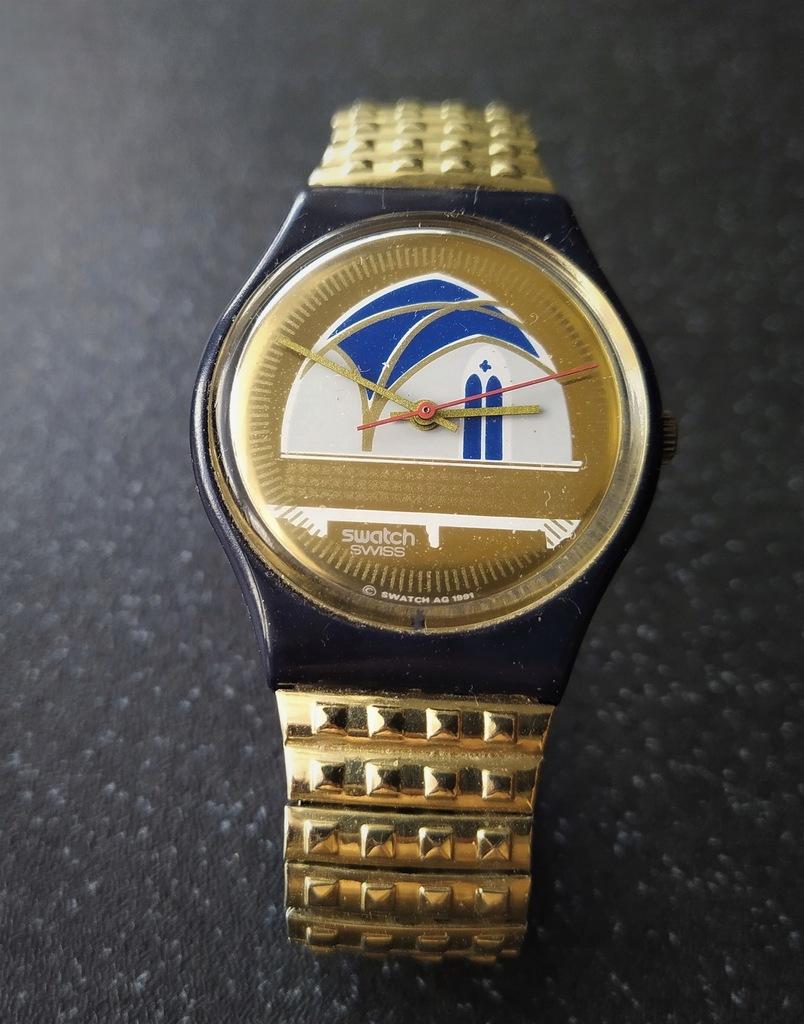 Zegarek SWATCH AG 1991